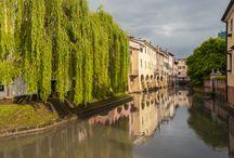 Treviso, città sul Sile / Arte, storia, cultura e tradizioni della città che sorge tra la acque del fiume Sile.