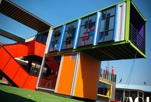 Shipping Container Library