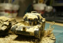 My finished projects: Crusader Mk.IV, Zvezda, 1/100