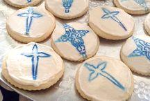 StencilGirl Eats! / Food Creations with StencilGirl stencils!
