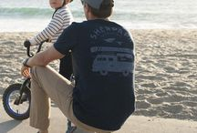 Rad Dad Style / Papa keeps his cool. T-Shirts and gifts for dads with style.