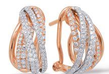 Women's Earrings / women's earrings, women's fashion, gemstones, diamonds, gold, silver, platinum, white gold, rose gold, dangle earrings, stud earrings, hoop earrings, huggies, earring jackets, diamond hoops, gold hoops, diamond studs, gold studs