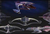Babylon 5 hajók