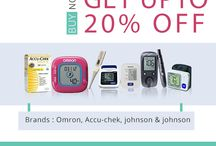 Upto 20% Off on complete range of #health #equipment at #indiameds