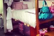 Dorm Room Preppiness :) / Carolyn's Dorm Room  / by Bethany Hope