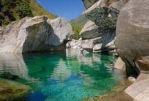Vacances et balades en Suisse