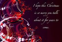 Christmas Greetings / Short and Funny Merry Christmas Greetings, Sayings and Phrases with Images. Beautiful Christian and non-religious Christmas greetings and messages for all. - http://www.goodmorningquote.com/christmas-greetings/