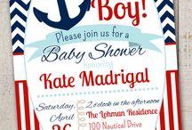 Baby Shower Inspiration (Boy)