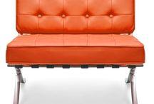 COLOR: Orange Home Decor