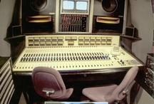 Recording studio things;) / Geek fun