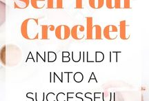 how to sell crochet