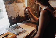 Artist & Paint