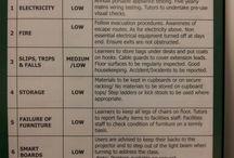 Risk assessment / Room 21 Redbridge Institute Health  & Safety Information