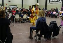26th Annual Pow Wow / Saturday, February 6, 2016 College Drive Campus