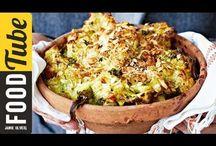 Jamie Oliver's food