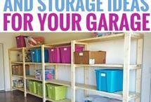 Organizacja w garażu