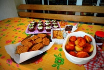 Food / some details about our party foods
