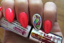Nail art / Lots of nail art for all the seasons ✌