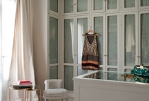 Home Inspiration - Bedroom Closet Ideas