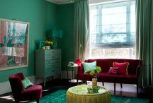 Blog Design Inspiration / by Amanda Kerzman