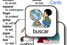 Printable Spanish / From preschool through college and just for fun...  Anything printable that makes learning the Spanish language fun and easy!