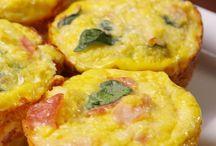 egg muffin [cauliflower]