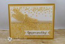 Stampin' Up! Dragonfly Dreams Stamp Set