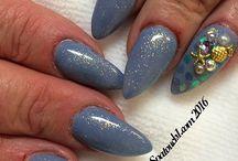 Summer Nails / Summer Days inspired nails