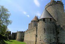 Cité de Carcassonne. France. Patrimonio de la Humanidad. / #Photo #Travel #History #Art #Architecture #Fotografía #Viajes #Historia #Arte #Arquitectura