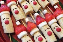 Kerst hapjes