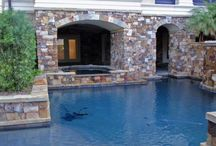 Outdoor Living / Outdoor spaces were meant to be enjoyed and here you'll find a few of our favorite spaces made complete with natural stone.