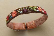 bracelets! / by Kristina Krause