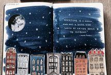 Sketchbook Page Ideas
