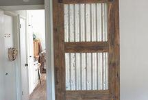 puerta de graneros