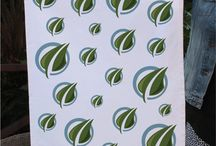 Best Landscaping / Gardening Tea Towels / Landscaping and gardening companies printed onto a tea towel