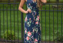 Dressy maxi dresses