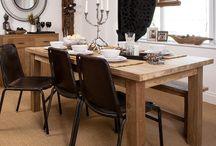 Teak Furniture / Handcrafted and exclusive teak furniture