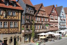 Fachwerkhaus | Casas alemanas con entramado de madera