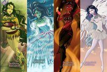 Art-Four Elements