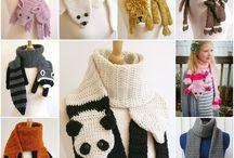 beanies & scarves