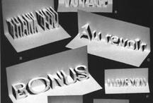 Kirigami felíratok