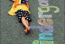 Konst / hur barn uttrycker sig i konst