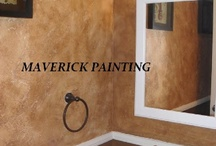 Laundry Rooms & Bathrooms Painting and Design / www.maverickpaintingsandiego.com