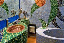 muren mozaiek
