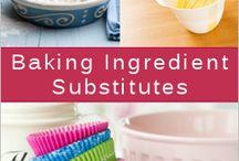 Baking & Baking Tips