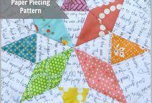 Craft- Quilting- Foundation Paper Piecing