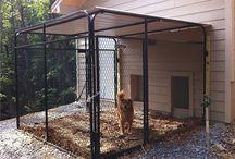 Dog kennel ideas