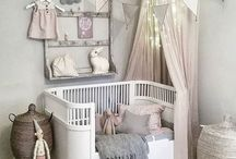 Baby Rooms / Wonderful products and the cutest nursery ideas.