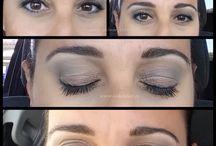 Isabel Díaz y Salerosa Belleza / Maquillaje de Ojos