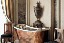Bathroom Envy / by Linda L. Floyd Interior Design